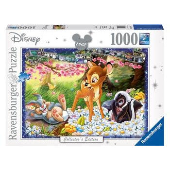 Ravensburger Disney Moments 1942 Bambi 1000 Piece Jigsaw Puzzle - Get Puzzled