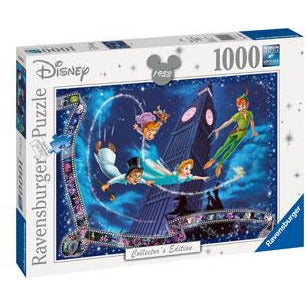 Ravensburger Disney Moments 1953 Peter Pan 1000 Piece Jigsaw Puzzle - Get Puzzled