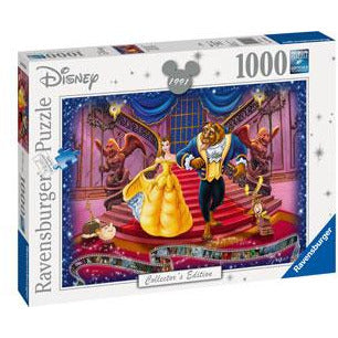 Ravensburger Disney Moments 1991 Beauty and the Beast 1000 Piece JIgsaw Puzzle - Get Puzzled