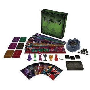 Ravensburger Disney Villainous The Worst Takes It All - Get Puzzled