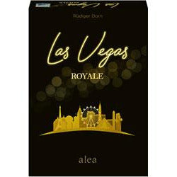 Ravensburger Las Vegas Royale 20th Anniversary Edition Game - Get Puzzled