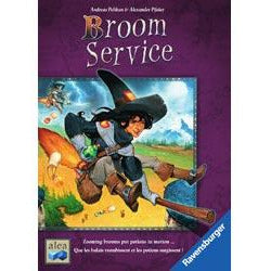 Ravensburger Broom Service Game - Get Puzzled