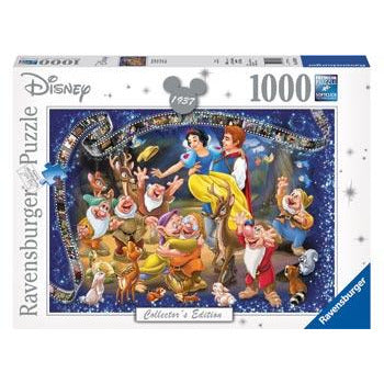 Ravensburger Disney Moments 1937 Snow White 1000 Piece Jigsaw Puzzle - Get Puzzled