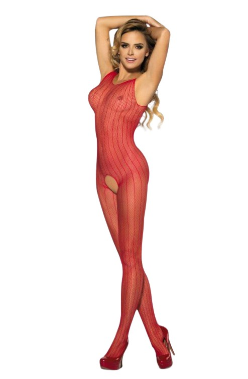Joyce Bodystocking - Rouge