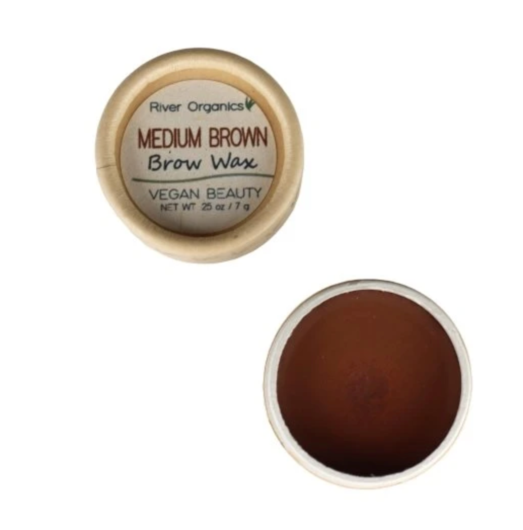 Vegan//Medium Brown Eyebrow Wax//Eco-Friendly