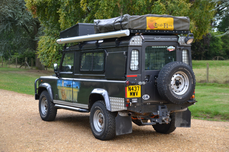SOLD Land Rover Defender 110 300 Tdi Expedition