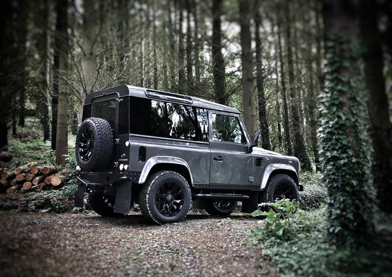 "SOLD Defender 90 XS Station Wagon ""Project"""