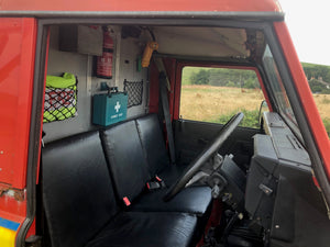 110 V8 Fire Engine