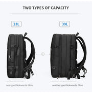 TravelFit Anti-Theft Laptop Bag - TravelwithJohnny