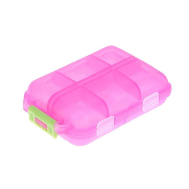 Medicine Pill Box - TravelwithJohnny