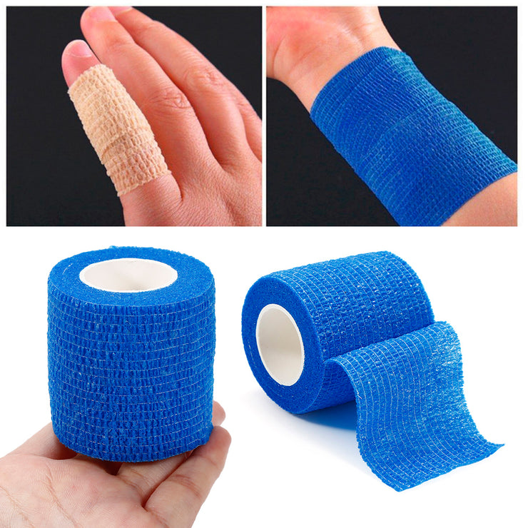 Safety & Survival Self Adhesive Bandage - TravelwithJohnny