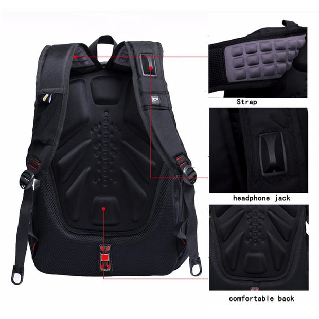 Magic Union Waterproof Outdoor Bag - TravelwithJohnny