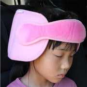 Car Seat Head Support - TravelwithJohnny