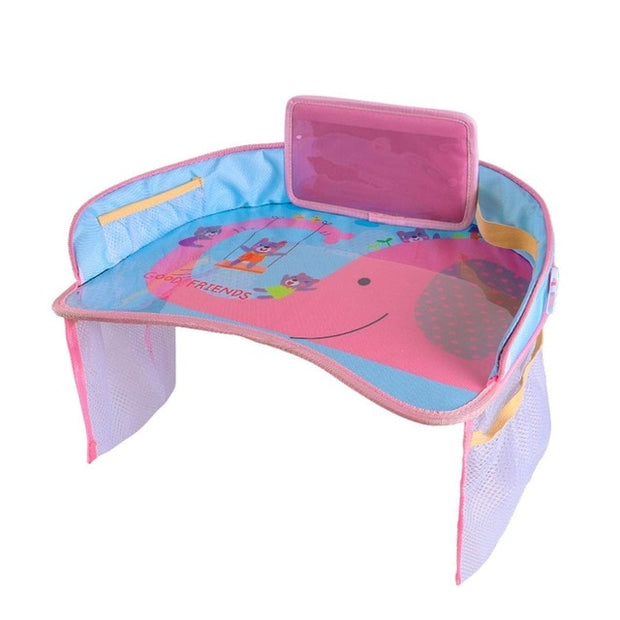 Baby Seat Car Tray - TravelwithJohnny