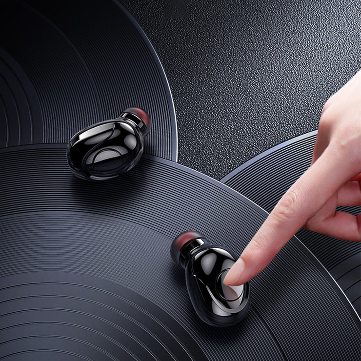 6D Wireless Bluetooth V5.0 Earphone - TravelwithJohnny