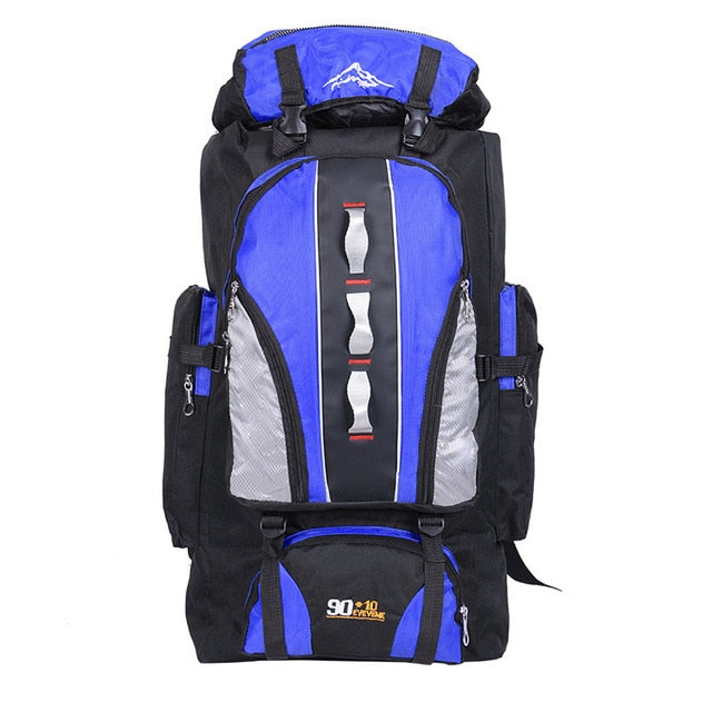 100L Hiking Sports Backpack - TravelwithJohnny