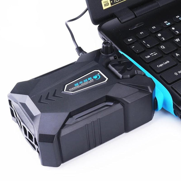 Mini Laptop Vacuum Cooling Fan - TravelwithJohnny