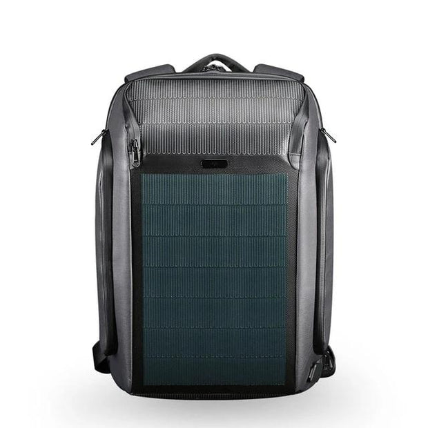 Kingsons Solar-Powered Backpack - TravelwithJohnny