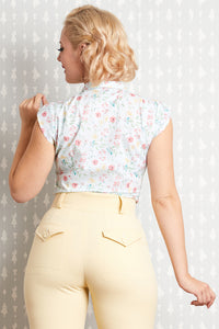 Daya Minty Blouse - Limited edition