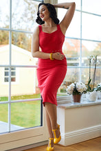 Laden Sie das Bild in den Galerie-Viewer, Rim-Coral Dress