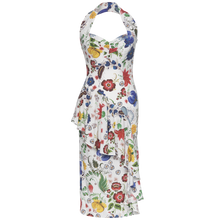 Laden Sie das Bild in den Galerie-Viewer, Helena Dress poppy white