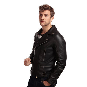 Gene Leather Jacket