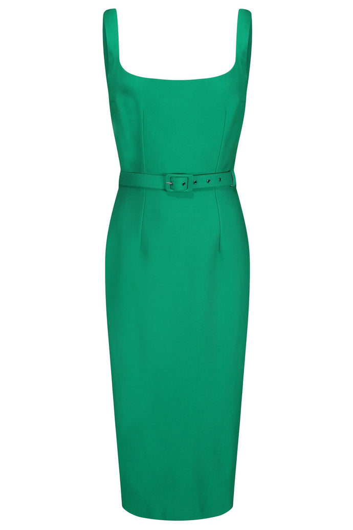Carly Dress green