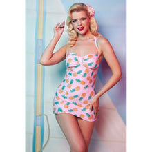 Laden Sie das Bild in den Galerie-Viewer, Pineapple Swimsuit