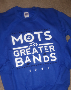 MOTS for Greater Bands crew