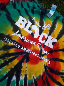 Black American Dream tee