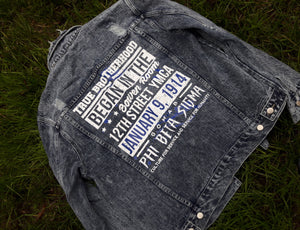 1914 Sigma Denim Jacket