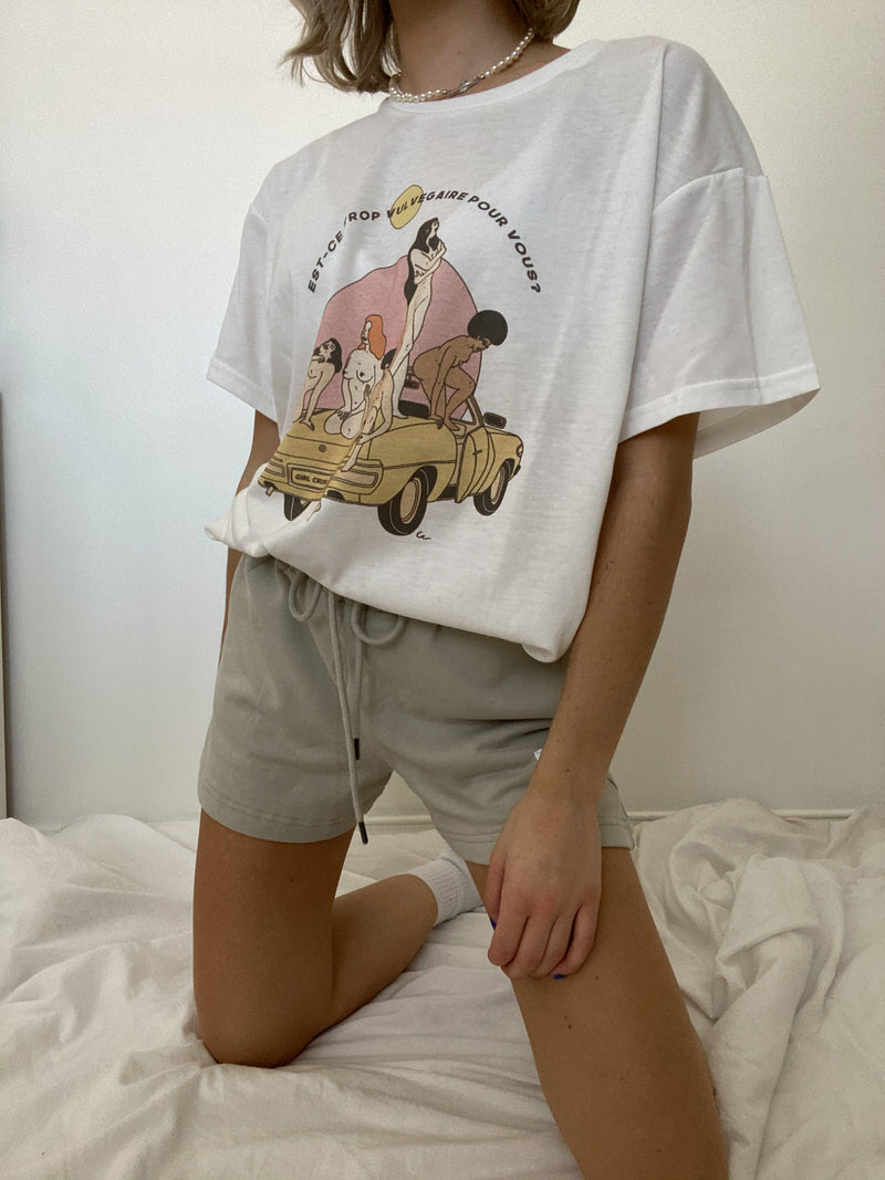 Vulvegaire Recycled Tee