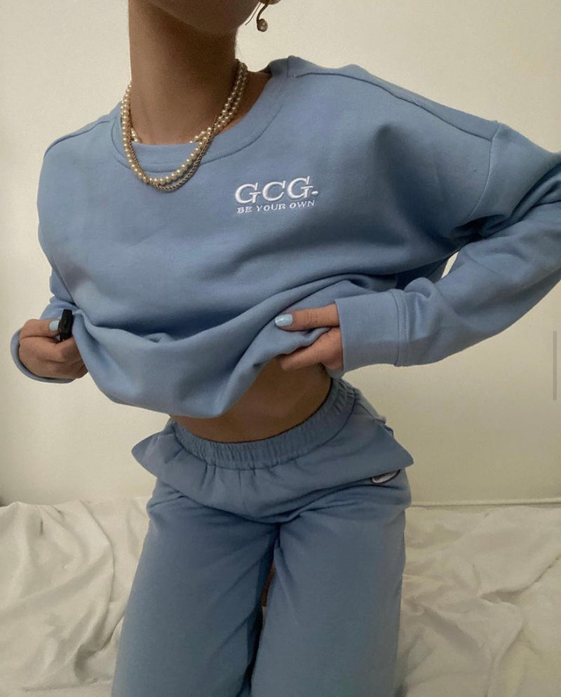 Recycled Crewneck