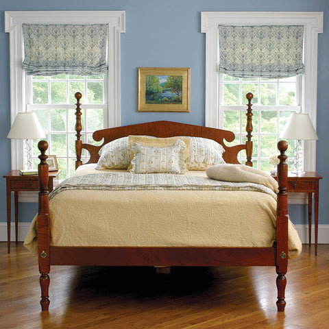 3 Tips to Designing Your Bedroom in the American Colonial Style