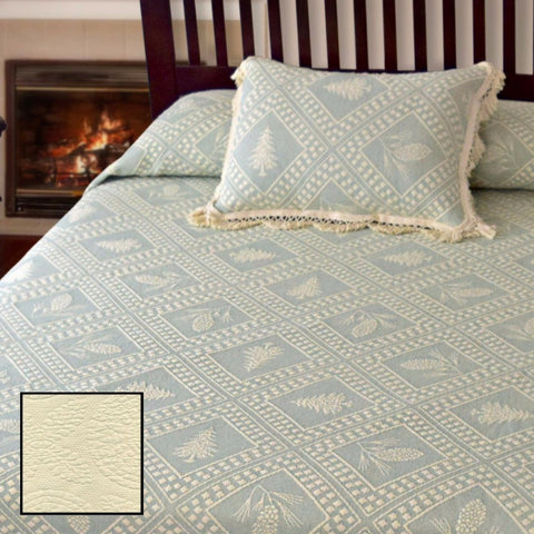 Closeout: Evergreen Bedspread