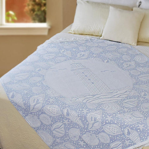 Cherished Tides Throw