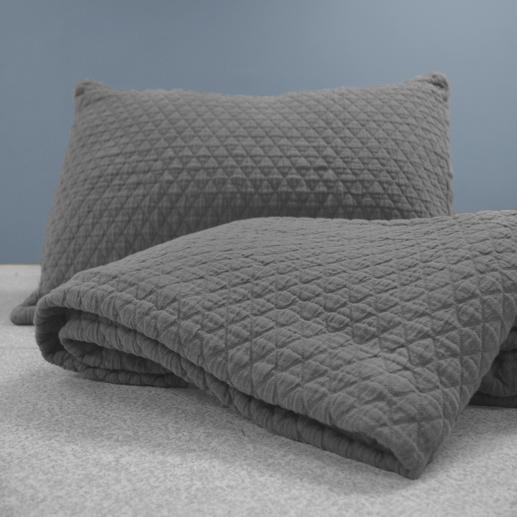Perfect Limited Release: Diamond Matelasse (Coverlets U0026 Pillow Shams)