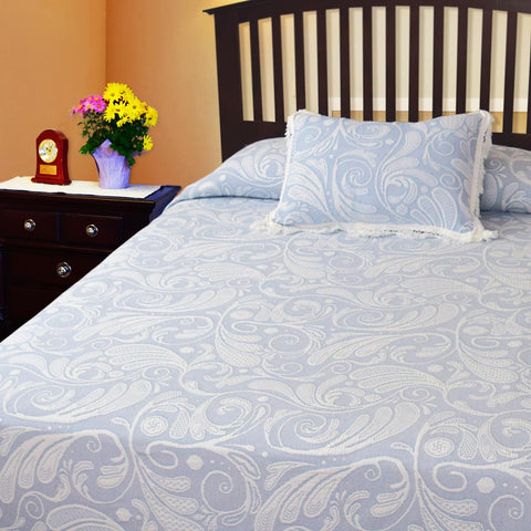 Dyer's Wynd Coverlet