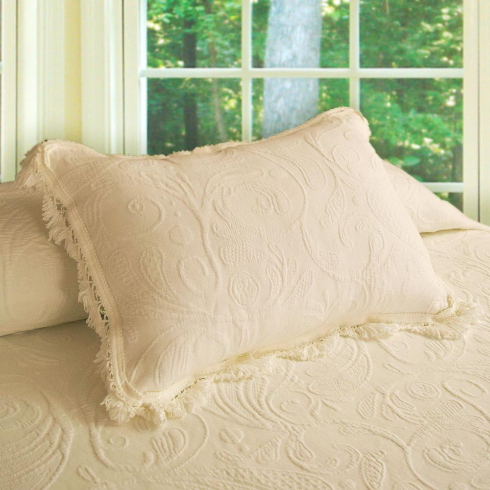 Dyer's Wynd Pillow Shams