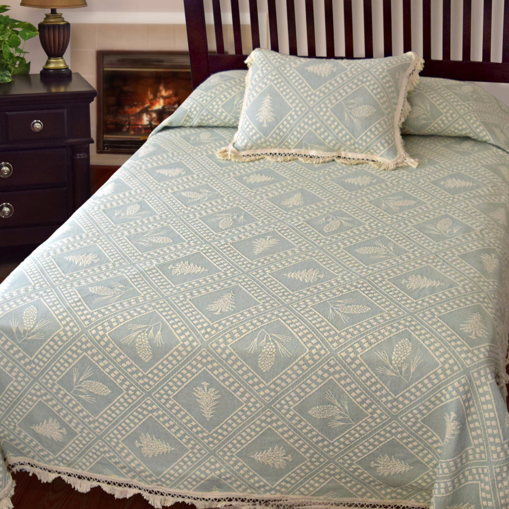 Evergreen Bedspread