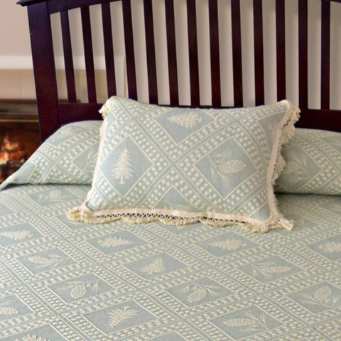 Evergreen Pillow Shams