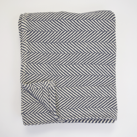 Limited Release: Herringbone Blanket