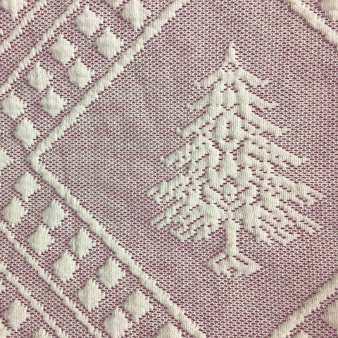 Evergreen Throw