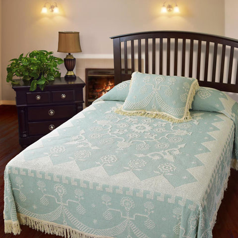 Chenille Bedspreads.Vintage Bedspreads A Look At Chenille And Hobnail Bates Mill Store