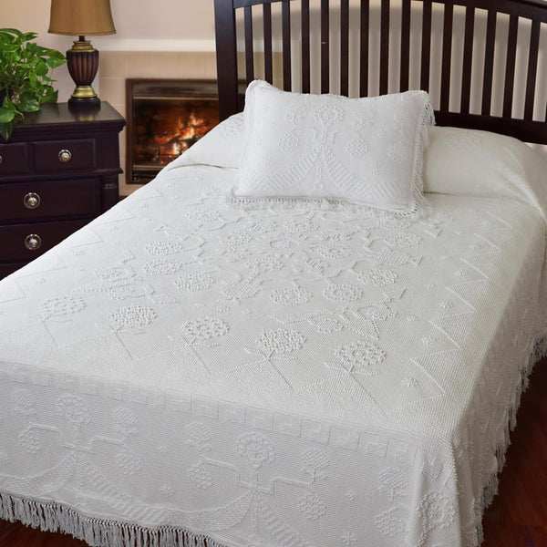 Martha Washington S Choice Bedspread Bates Mill Store