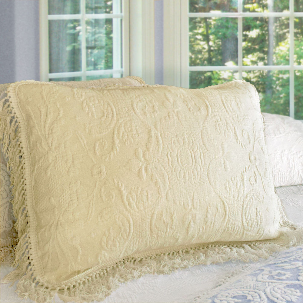 Queen Elizabeth Pillow Shams