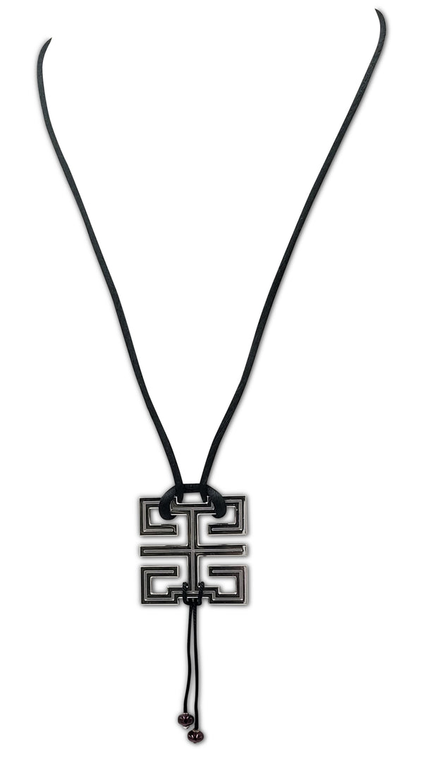 Cartier Le Braiser du Dragon Pendant Necklace