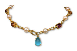 Bulgari Allegra Gem Set Necklace