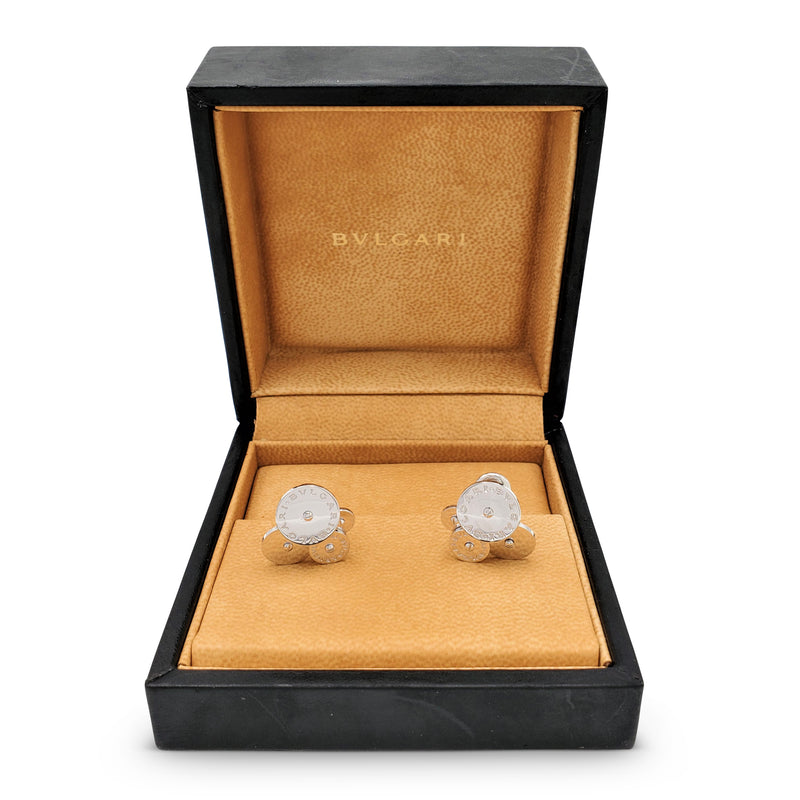 Bulgari Cicladi White Gold Earrings