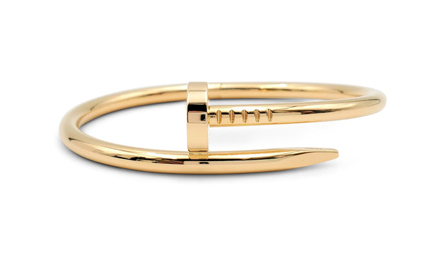 Cartier Juste un Clou Yellow Gold Bracelet